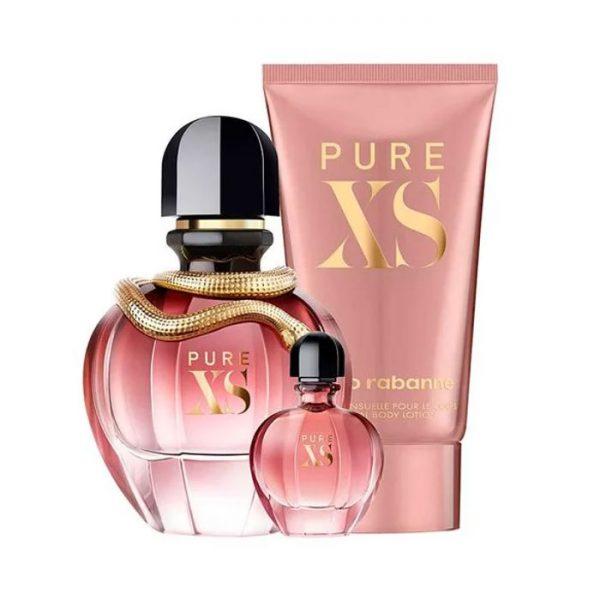 Paco Rabanne PURE XS for Her 50ml Eau de Parfum Gift Set